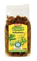 Rapunzel Bio aszalt gyümölcsök, mazsola, malaga szőlőből, demeter minőségben 250 g