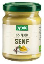 Byodo Bio extra erős mustár 125 ml