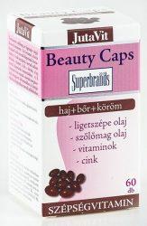 Jutavit Beauty Caps Kapszula 60 db