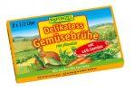 Rapunzel Bio fűszerek, leveskocka zöldségleveskocka, delikátesz 8*12 g