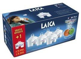 Laica Bi-Flux Vízszűrőbetét 6 db -- NetbioHónap 2020.01.28-ig 15% kedvezménnyel