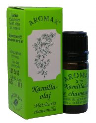 Aromax illóolaj, Kamilla illóolaj (Matricaria chamomilla) 2 ml