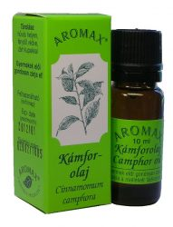 Aromax illóolaj, Kámforolaj (Cinnamomum camphora) 10 ml