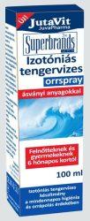 Jutavit Izotóniás Tengervizes Orrspray 100 ml