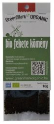Greenmark Bio Fűszer Fekete Kömény 10 g