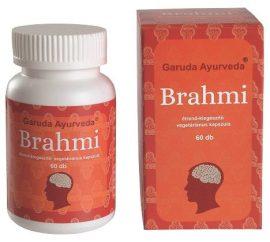 Garuda Ayurveda Brahmi Kapszula 60 db -- NetbioHónap 2020.01.28-ig 10% kedvezménnyel