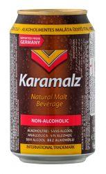 Karamalz maláta ital, natúr, dobozos 330 ml