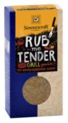 Sonnentor Bio Rub me Tender BBQ fűszerkeverék 60 g