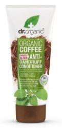 Dr. Organic Korpásodás elleni hajkondicionáló Bio kávéval 200 ml -- NetbioHónap 2019.10.28-ig 10% kedvezménnyel