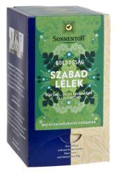 Sonnentor Bio Boldogság - Szabad lélek - herbál teakeverék - filteres 27 g