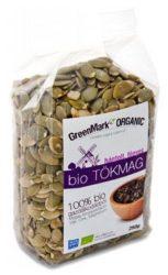 GreenMark Bio gabona, Tökmag Hántolt Fényes 250 g -- NetbioHónap 2020.01.28-ig 20% kedvezménnyel