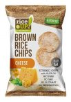 Rice Up Barnarizs Chips Sajtos 60 g