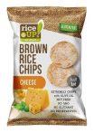 Rice Up Barnarizs Chips Sajtos 60 g