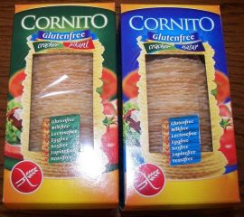 Cornito Gluténmentes ostya pikant ízben 60 g