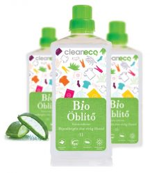 Cleaneco Bio Öblítő Aloe virág illattal 1000 ml