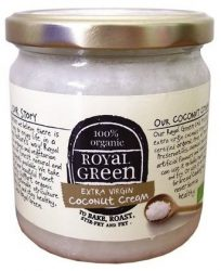 Royal Green Bio Kókuszolaj Extra Szűz 325 ml