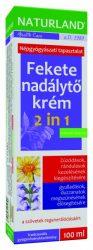 Naturland Feketenadálytő Krém 2in1 100 g