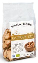 GreenMark Bio Brazil Dió, paradió 100 g