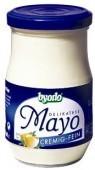 Byodo Bio majonéz, delikátesz majonéz 80% zsírtartalom 250 ml