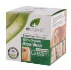 Dr. Organic Bio Aloe Vera krémkoncentrátum 50 ml -- NetbioHónap 2019.04.28-ig 10% kedvezménnyel