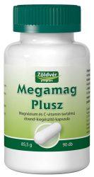 Zöldvér Megamag Plusz Kapszula 90 db
