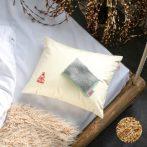 Prána párna Premium Bio tönkölyhéj párna, 40x50 cm, (csak párna) + Levendula betét
