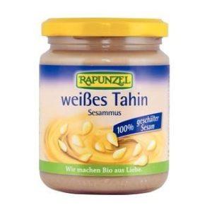 Rapunzel Bio olajos magkrém, szezámkrém, fehér Tahin 250 g
