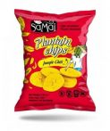 Samai Plantain Chips Csípős Chili 75 g
