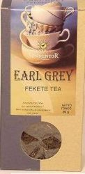 Sonnentor Bio teák, earl grey fekete tea 90 g