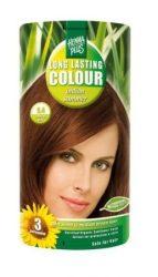 HennaPlus női tartós hajfesték, vörös árnyalat, indián nyár (5.4) (Long Lasting Colour, Indian Summer)