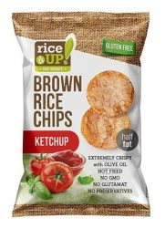 Rice Up Barnarizs Chips Ketchup 60 g