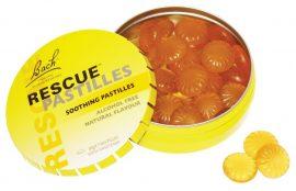 Bach Rescue Pasztilla, Elsősegély Pasztilla narancs ízben 50 g