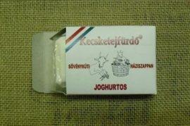 Sövénykúti kecsketejfürdő, Joghurtos háziszappan (szárazbőrűeknek) 100 g