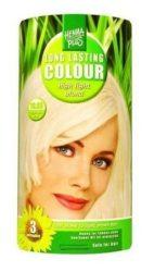 HennaPlus női tartós hajfesték, szőkés árnyalat, fényszőke (10.00) (Long Lasting Colour, High Light Blond)