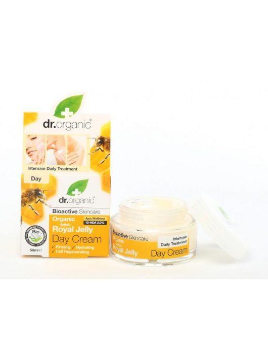 Dr. Organic Méhpempő nappali krém 50 ml