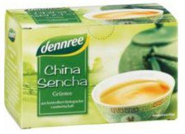 Dennree Bio Sencha Filteres Zöld Tea 20 filter