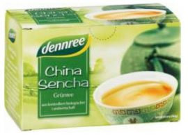 Dennree Bio Sencha Filteres Zöld Tea 20 filter