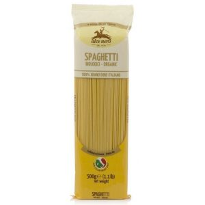 Alce Nero Bio Durumtészta Spagetti 500 g