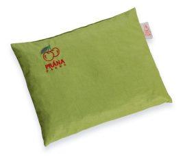 Prána párna meggymag párna (zöld) 25x30 cm