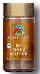 Mount Hagen Bio Kávé, instant, maláta, Demeter, koffeinmentes 100 g