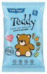 Biopont Bio Kukoricasnack Teddy 4x15 g