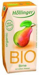 Höllinger Bio gyümölcsital körte 200 ml