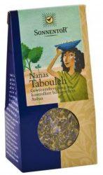 Sonnentor Bio fűszerkeverékek, Nanas Tabouleh 20 g