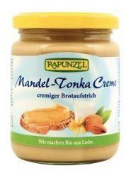 Rapunzel Bio olajos krémek, mandula-tonka krém 250 g