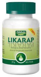 Zöldvér Likarap Kapszula 60 + 18 db