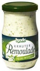 Byodo Bio majonéz, remulád-mártás 50% zsírtartalom 250 ml