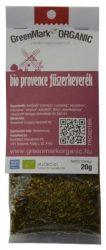 Greenmark Bio Fűszerkeverékek - Provence 20 g