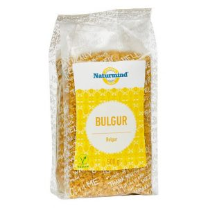 Naturmind gabonák, bulgur 500 g