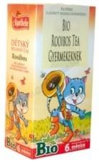 Apotheke Bio Rooibos Tea Gyermekeknek 20x1,5g