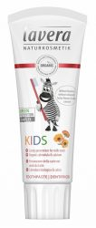 lavera Basis Sensitiv fogkrém gyerekfoggél körömvirággal és kálciummal 75 ml